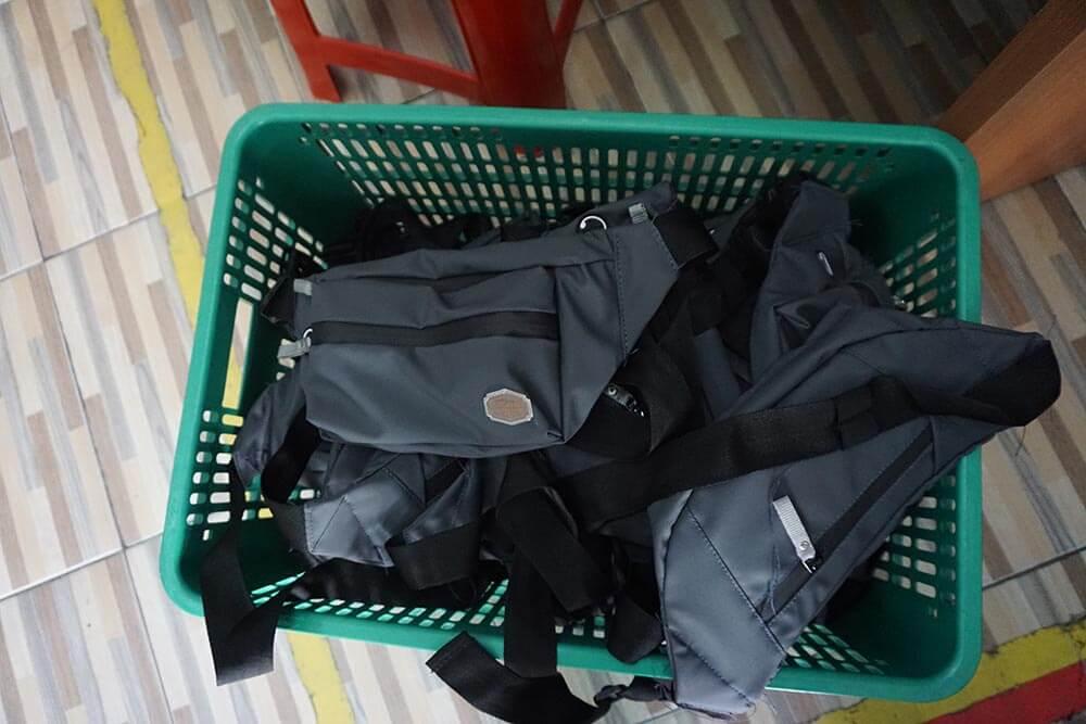 vendor tas Kota Bengkulu